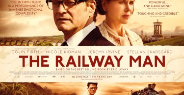 The Railway Man Quad Movie Poster