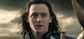Tom Hiddleston Thor The Dark World