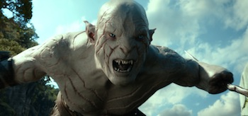 Azog The Hobbit The Desolation of Smaug