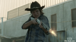 Chandler Riggs The Walking Dead Too Far Gone