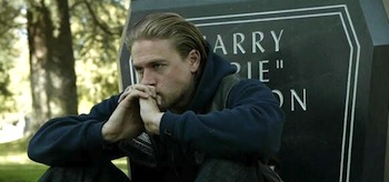 Charlie Hunnam Sons of Anarchy A Mothers Work