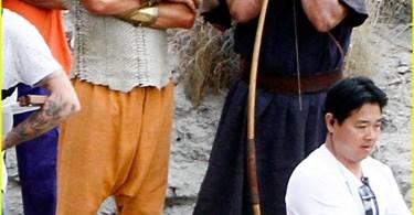Christian Bale Joel Edgerton Exodus