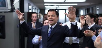 Leonardo DiCaprio The Wolf of Wall Street