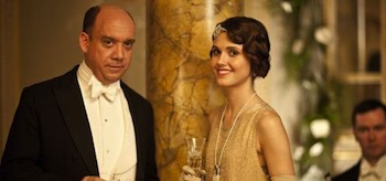 Paul Giamatti Downton Abbey Christmas Special