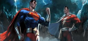 Superman Shazam