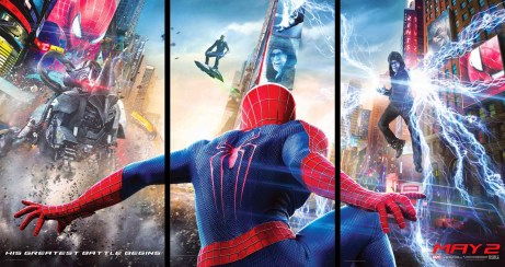 The Amazing Spider Man 2 movie banner