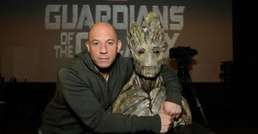 Vin Diesel Groot Guardians of the Galaxy