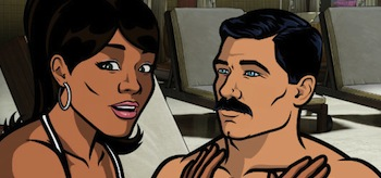 Archer Lana Fugue and Riffs Season 4