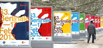 Berlin International Film Festival Posters