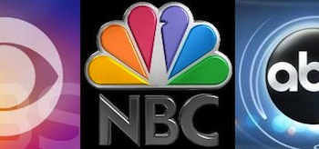 CBS NBC ABC Logo