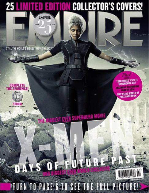 X-Men: Days of Future Past Empire cover 16 Storm