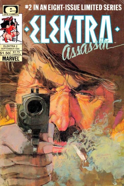 John Garrett Elektra: Assassin