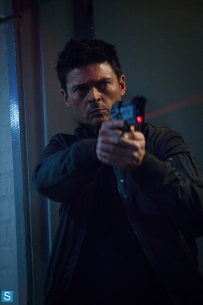 Karl Urban Almost Human: You are Here