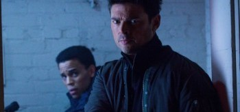 Karl Urban Michael Ealy Almost Human: You are Here