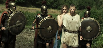 Kellan Lutz Gaia Weiss The Legend of Hercules
