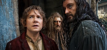 Martin Freeman Richard Armitage The Hobbit The Desolation of Smaug