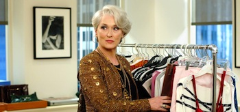 Meryl Streep The Devil Wears Prada