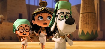 Mr Peabody and Sherman