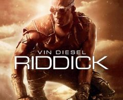 Riddick Bluray