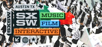 South by Southwest Film Festival 2014 Logo