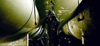 Stephen Amell Arrow Blast Radius
