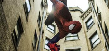 Andrew Garfield The Amazing Spider-Man 2