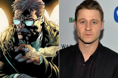 Ben McKenzie Commissioner Gordon