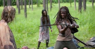 Danai Gurira The Walking Dead