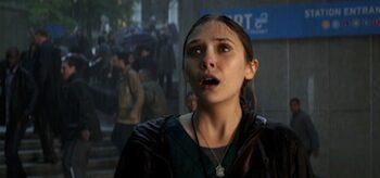 Elizabeth Olsen Godzilla