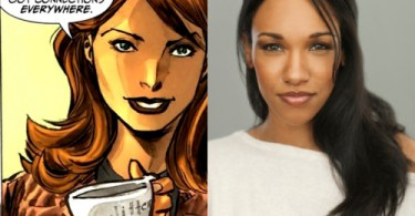 Iris West Candice Patton