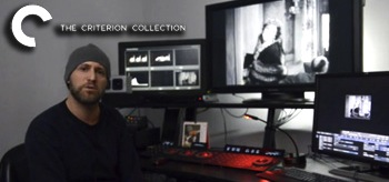 Lee Kline The Criterion Collection Restoration