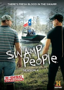 Swamp People Season 4 Blu-ray