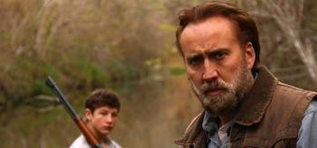 Nicolas Cage Tye Sheridan Joe