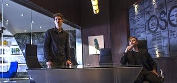Andrew Garfield Dane DeHaan The Amazing Spider-Man 2