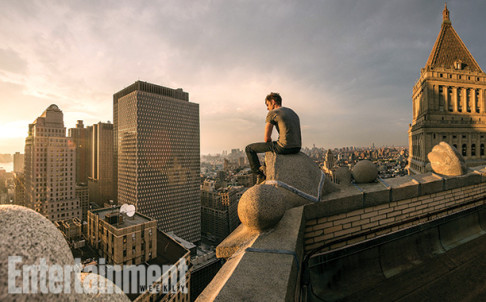 Andrew Garfield The Amazing Spider-Man 2