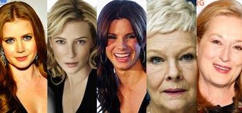 Best Actress Academy Awards