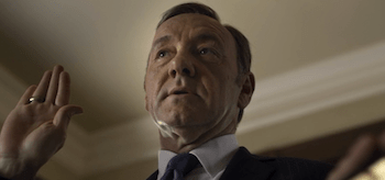 Kevin Spacey House of Cards Chapter 14