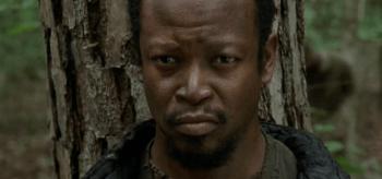 Lawrence Gilliard Jr. The Walking Dead Alone