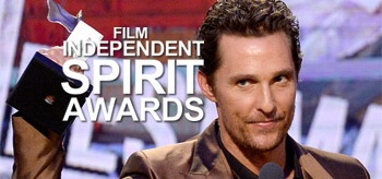 Matthew McConaughey Film Independent Spirit Awards