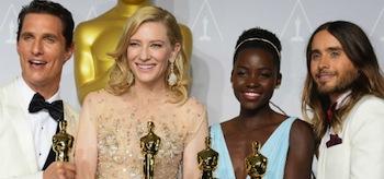 Oscars 2014 Winners