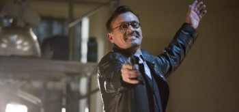 Robert Knepper Arrow Time of Death