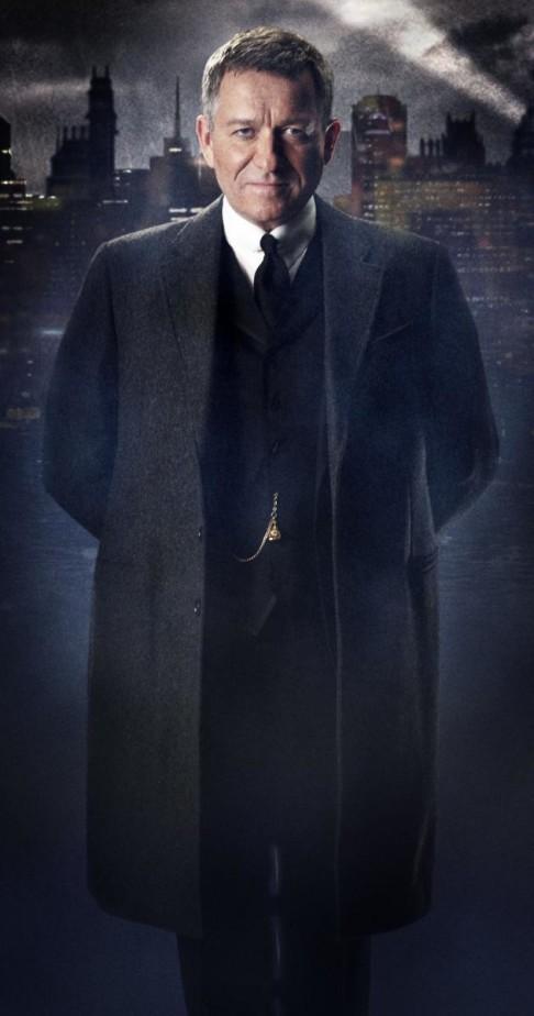 Sean Pertwee Gotham