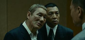 Takeshi Kitano Beyond Outrage