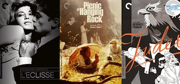 The Criterion Collection June 2014
