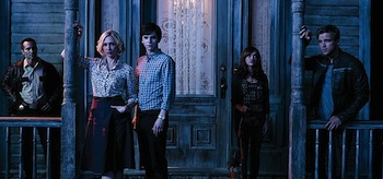 Vera Farmiga Freddie Highmore Bates Motel Season 2