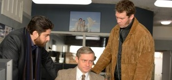 Adam Goldberg Martin Freeman Russell Harvard Fargo The Muddy Road