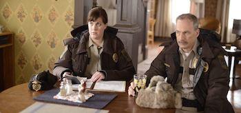Allison Tolman Bob Odenkirk Fargo The Rooster Prince