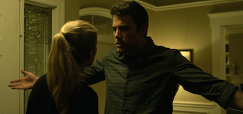Ben Affleck Rosamund Pike Gone Girl