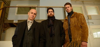 Brian Markinson Adam Goldberg Tom Musgrave Fargo The Rooster Prince