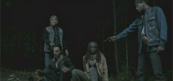 Jeff Kober Andrew Lincoln Danai Gurira Davi Jay The Walking Dead A